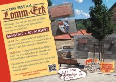 Das Fest am Lamm-Eck
